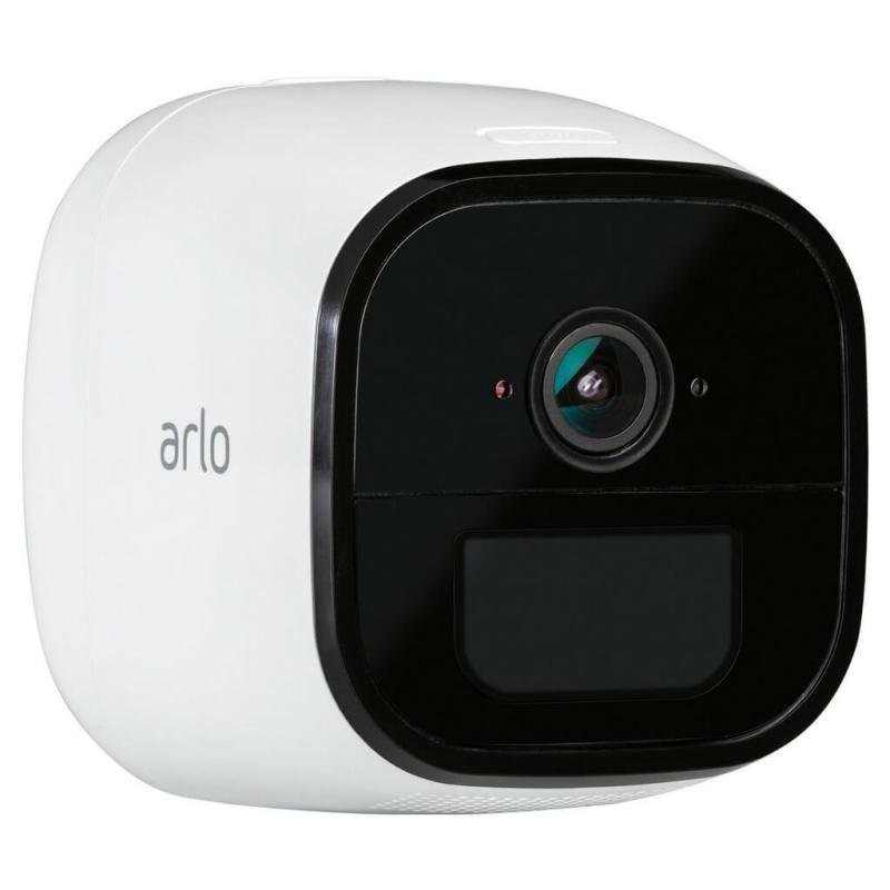 Image of Arlo Go Mobile HD Smart Home Security Camera, LTE Connectivity, Night Vision, Local Storage (SD card), Weatherproof | VML4030