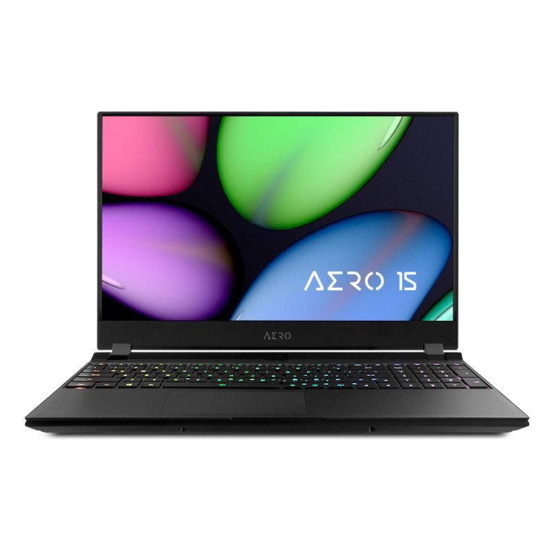 "Gigabyte Aero Core i7 16GB 512GB SSD RTX 2070MAXQ 15.6"" Win10 Home Gaming Laptop"