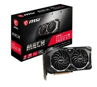MSI Radeon RX 5600 XT MECH OC 6GB 14GBPS Graphics Card