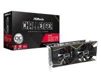 Asrock Radeon RX 5600 XT Challenger D 6GB OC Graphics Card
