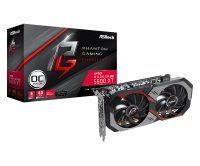 Asrock Radeon RX 5600 XT Phantom D2 6GB OC Graphics Card