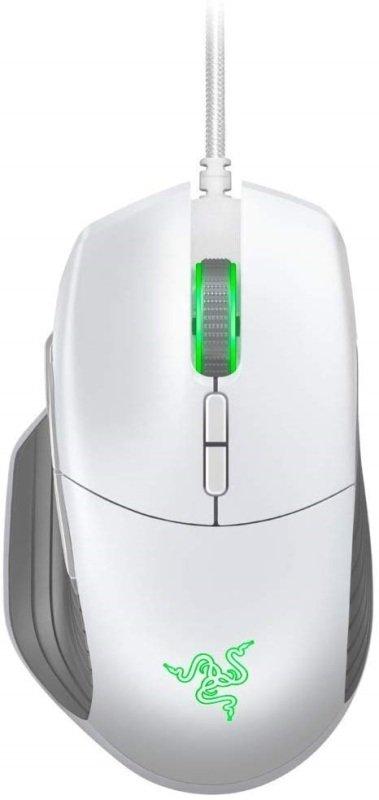 Razer Basilisk Gaming Mouse Mercury