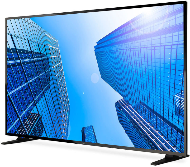 "NEC 60004548 50"" Large Format Display 4K UHD"