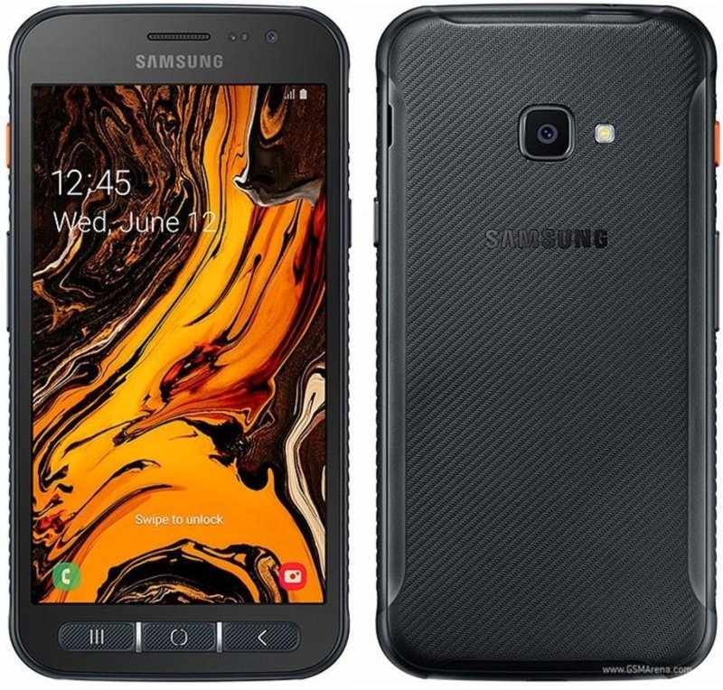 Samsung Galaxy XCover 4S Enterprise Edition 32GB Smartphone - Black