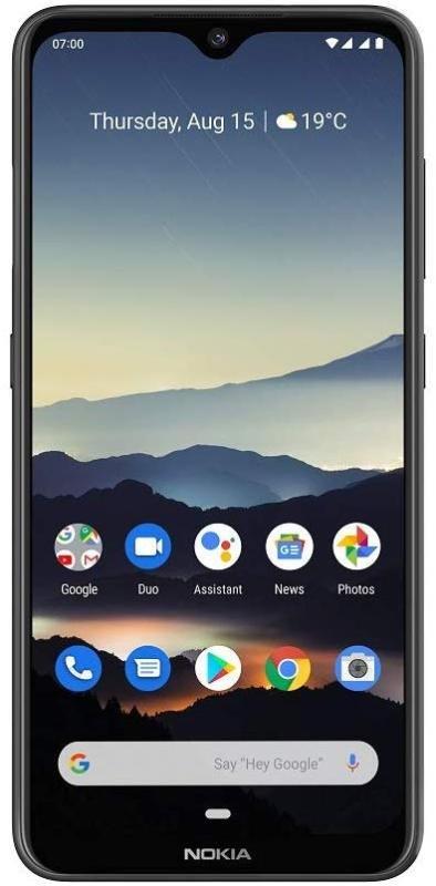 Nokia 7.2 64GB Smartphone - Charcoal