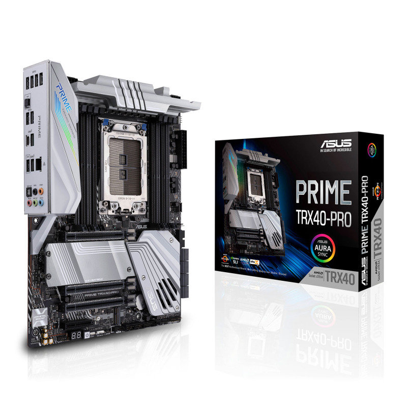 ASUS AMD Threadripper PRIME TRX40-PRO ATX Motherboard