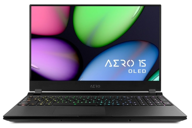 "Gigabyte Aero Core i7 16GB 512GB SSD RTX 2060 15.6"" Win10 Pro Studio Laptop"