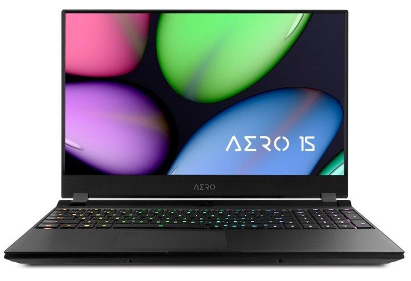 "Gigabyte Aero Core i7 16GB 512GB SSD GTX 1660Ti 15.6"" Win10 Home Gaming Laptop"