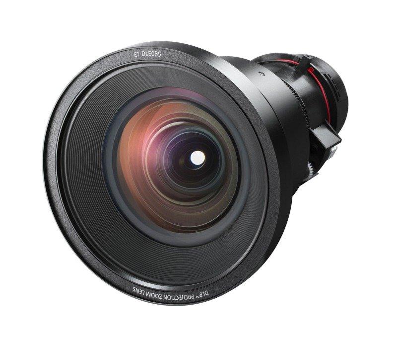 Panasonic ET-DLE085 Zoom Lens 0.8 - 1:1 for 1 Chip DLP
