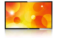 Philips BDL8470QT 84'' Ultra HD LED Large Format Interactive Touch Display