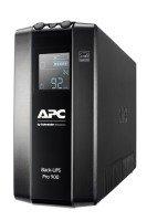 APC Back-UPS Pro BR900MI - Line-Interactive UPS - 900VA/540W - 6 x IEC 60320 C13