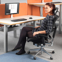 Dynamo Ergonomic Mesh Chair