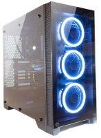 EXDISPLAY Punch Technology i9 2080Ti Gaming PC Intel Core i9-9900K 3.6Ghz 32GB RAM 960GB SSD 2TB HDD No-DVD NVIDIA RTX 2080Ti 11GB WIFI Windows 10 Home