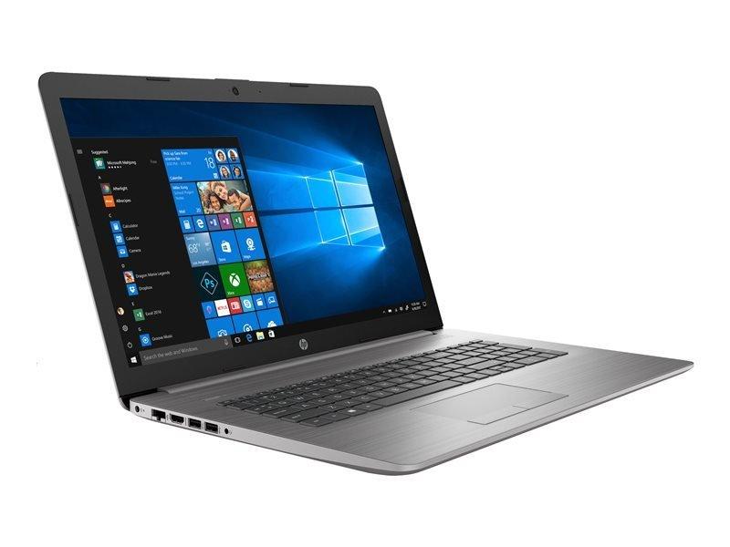 "HP 470 G7 Core i7 8GB 256GB SSD Radeon 530 17.3"" Win10 Pro Laptop"