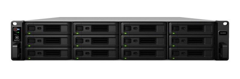 Synoloy Rackstation SA3200D 12 Bay 2U NAS