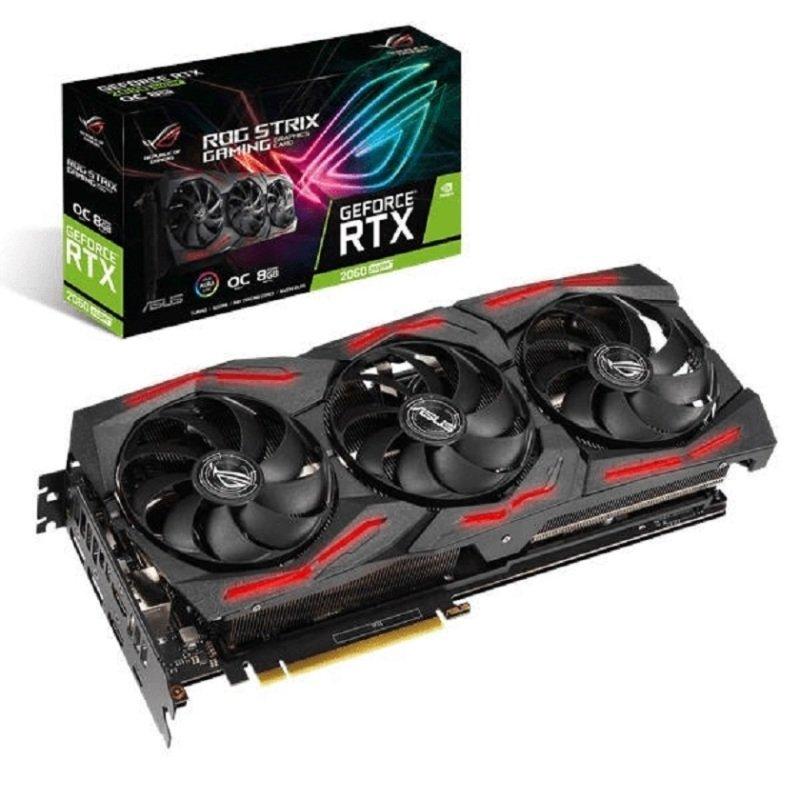 Asus ROG STRIX GeForce RTX 2060 SUPER EVO 8GB OC Graphics Card