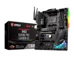 MSI B450 GAMING PRO CARBON AC AM4 DDR4 ATX Motherboard