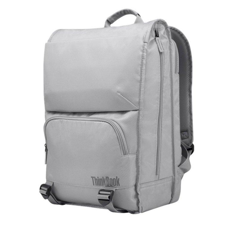 Lenovo ThinkBook 15.6 Laptop Urban Backpack - Grey