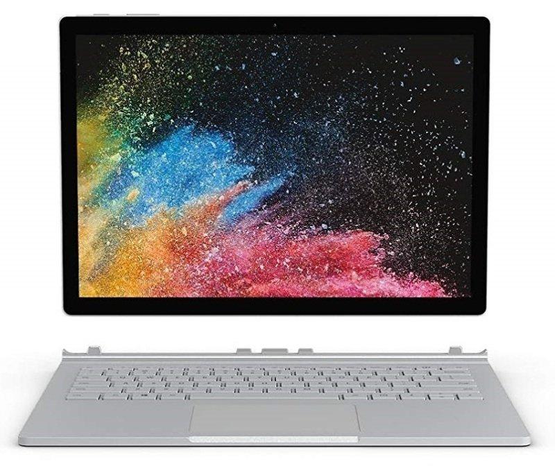 "Microsoft Surface Book 2 Core i7 16GB 1TB SSD 13.5"" Windows 10 Pro - Platinum"