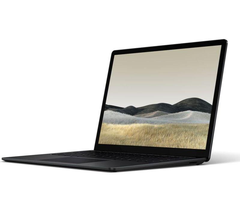 "Microsoft Surface Laptop 3 Core i7 16GB 256GB SSD 13.5"" Windows 10 Pro - Black"