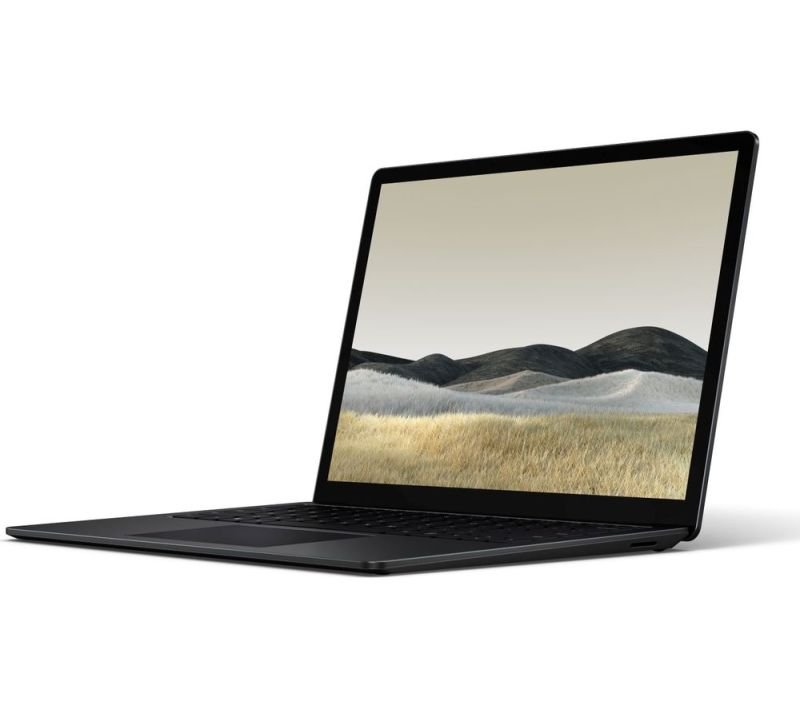 "Microsoft Surface Laptop 3 Core i5 8GB 256GB SSD 13.5"" Windows 10 Pro - Black"
