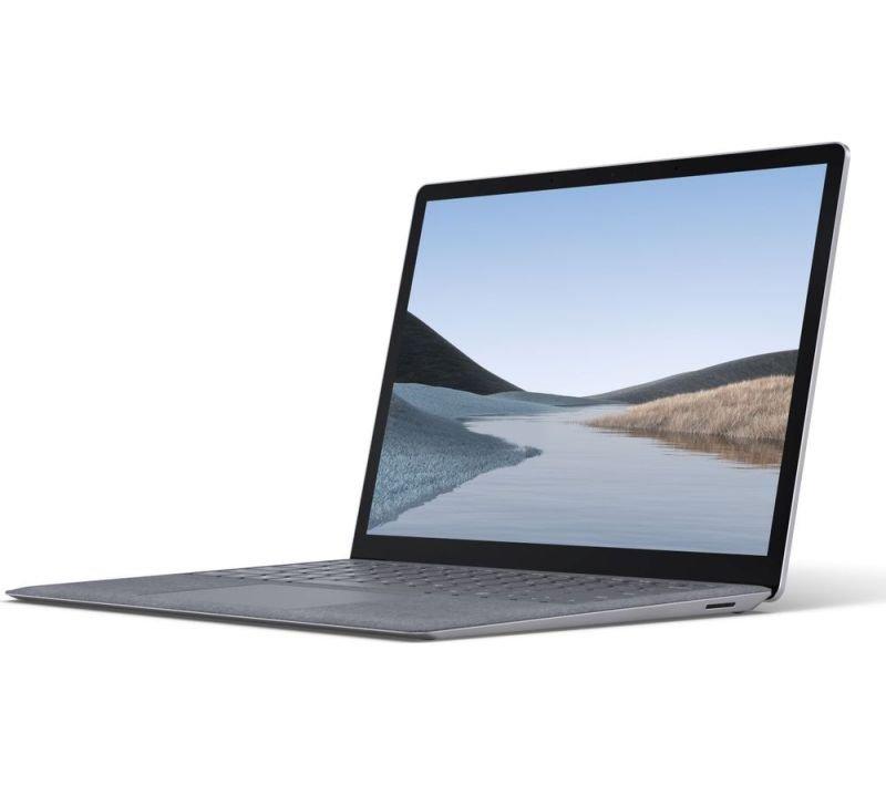 "Microsoft Surface Laptop 3 Core i5 8GB 256GB SSD 13.5"" Windows 10 Pro - Platinum"