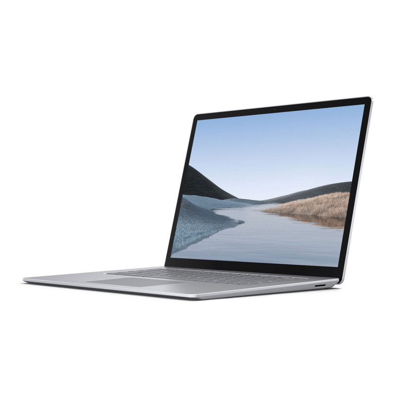 "Microsoft Surface Laptop 3 Core i5 8GB 128GB SSD 15"" Windows 10 Pro - Platinum"