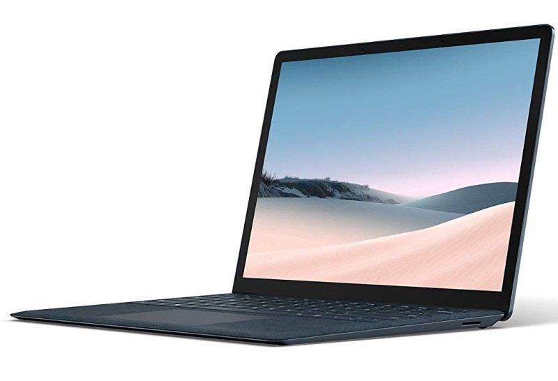 "Microsoft Surface Laptop 3 Core i5 8GB 256GB SSD 13.5"" Windows 10 Pro - Cobalt Blue"