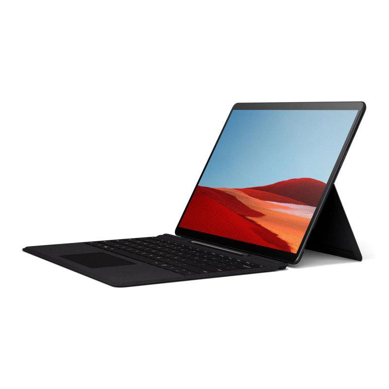 "Microsoft Surface Pro X SQ1 8GB 128GB SSD 13"" Windows 10 Pro - Black"