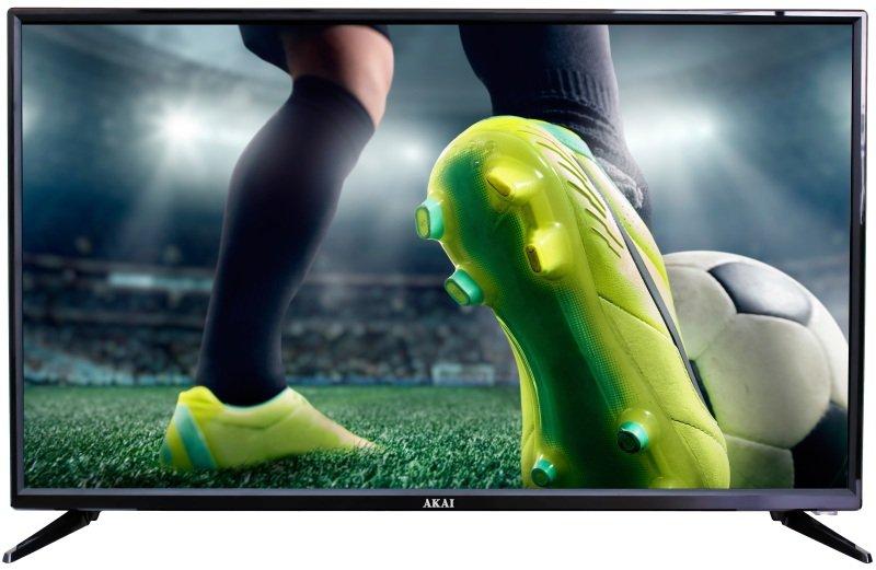 """Akai AKTV2490DV 24"""" TV with DVD Player"""