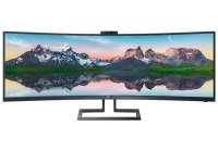 "Philips 43"" Curved SuperWide LCD Monitor"