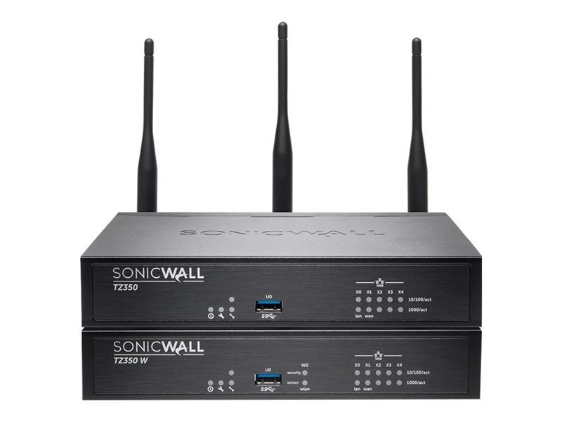SonicWall TZ350 Secure Upgrade Plus Advanced Edition 3YR