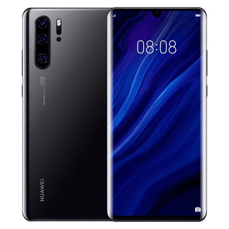 Image of Huawei P30 Pro 128GB Smartphone - Midnight Black