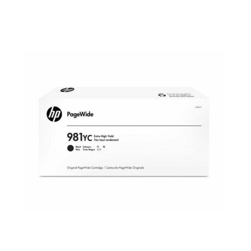 HP Ink/Contractual Extra HY Black