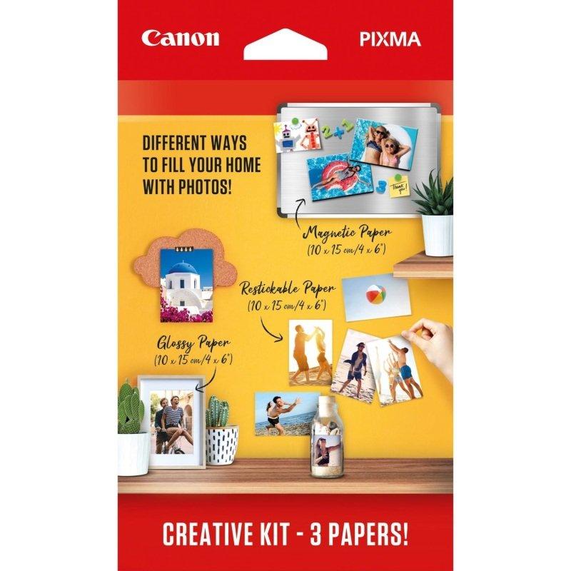Paper/Magnetic Photo Paper PIXMA