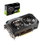 ASUS GeForce TUF RTX 2060 6GB GAMING Graphics Card