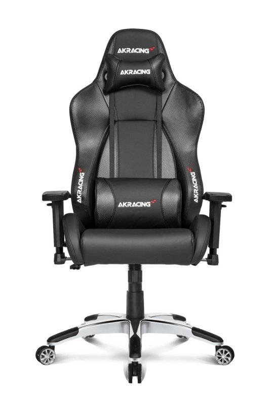 EXDISPLAY AK Racing Premium V2 Carbon Black Gaming Chair