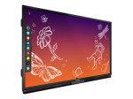 Promethean AP7-B75-EU-1 75'' ACTIVpanel Titanium 4K LED Display Interactive Whiteboard