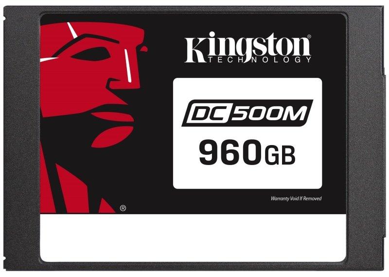 Kingston Data Centre DC500M 960GB Enterprise Solid-State Drive
