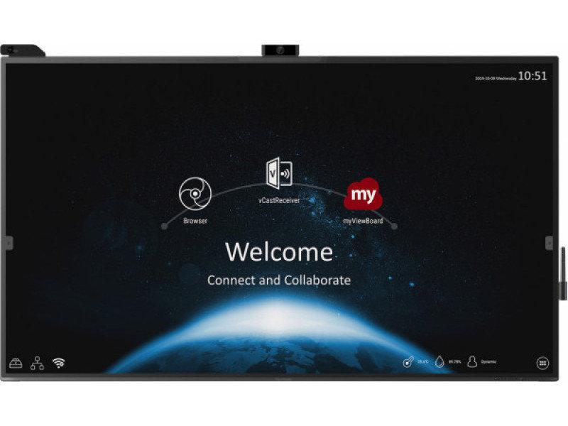 ViewSonic ViewBoard IFP8670 86'' LED Display Interactive