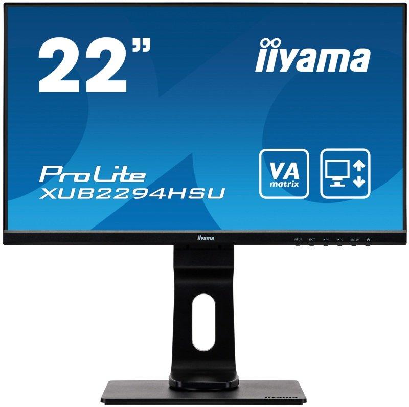 "Image of Iiyama 22"" Prolite Full HD Monitor"