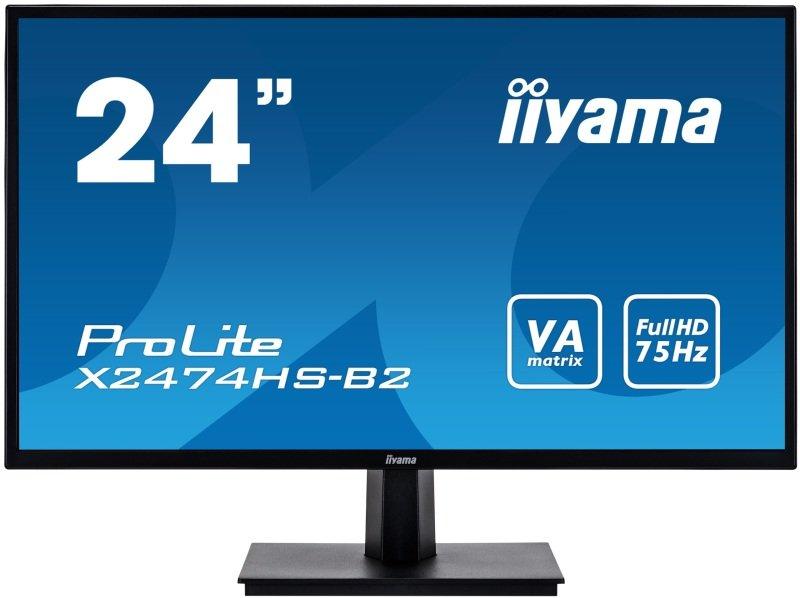 "Image of Iiyama 24"" Prolite Full HD Monitor"