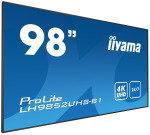 IIYAMA ProLite LH9852UHS-B1 98'' LCD 4K UHD Large Format Display