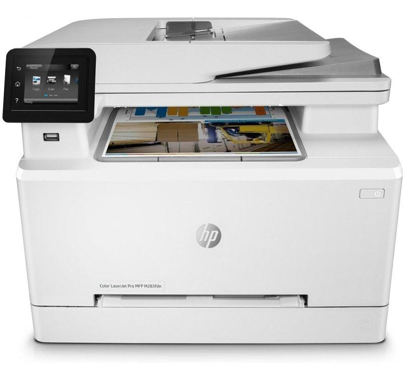 HP M283fdn Multi-Function Duplex Colour Laserjet Printer
