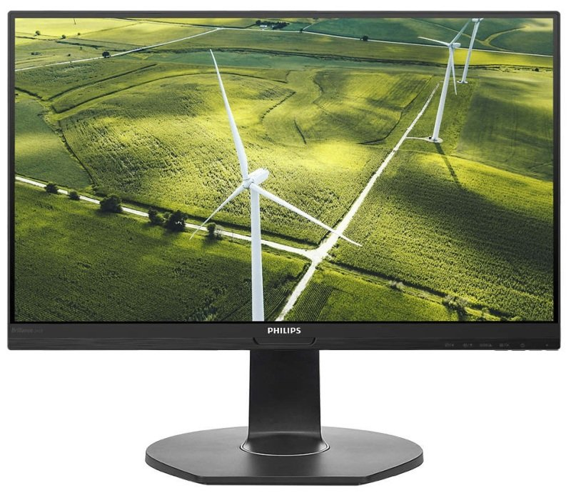 "Philips 24"" LCD Monitor"