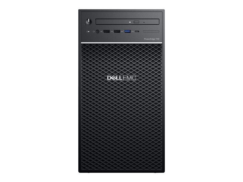 Dell EMC PowerEdge T40 Server with Windows Server 2019 Essentials