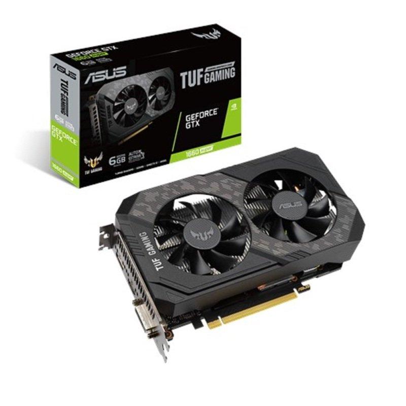 ASUS TUF GeForce GTX 1660 SUPER 6GB Graphics Card
