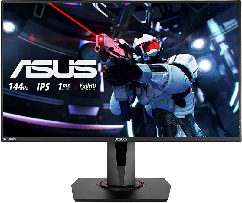 "ASUS VG279Q 27"" Full HD 144Hz 1ms IPS Gaming Monitor"