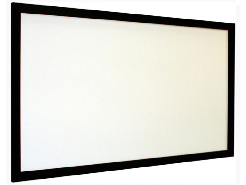 Image of Euroscreen Frame Vision Light 180cm x 112.5cm Projection Screen