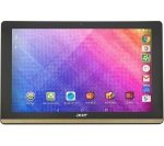 £139.98, Acer Iconia One 10.1 32GB Tablet - Gold, 10.1&, 039;&, 039; Display, 32GB, 2GB, Camera: 5MP Rear, 2MP Front, Colour: Gold,